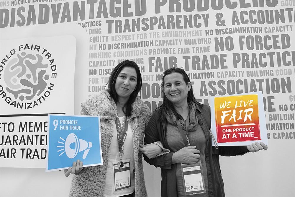 Promote Fair Trade and fair consumption