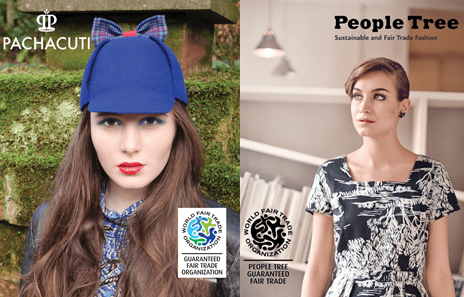 People Tree and Pachacuti are two pioneering Fair Trade fashion brands in the UK that were the first to use the WFTO Product Label.