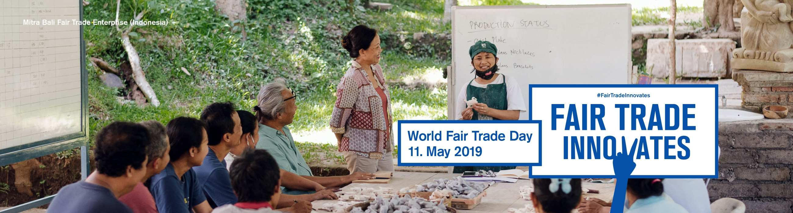 Mitra Bali Fair Trade Enterprise - World Fair Trade Day 2019 - Fair Trade Innovates