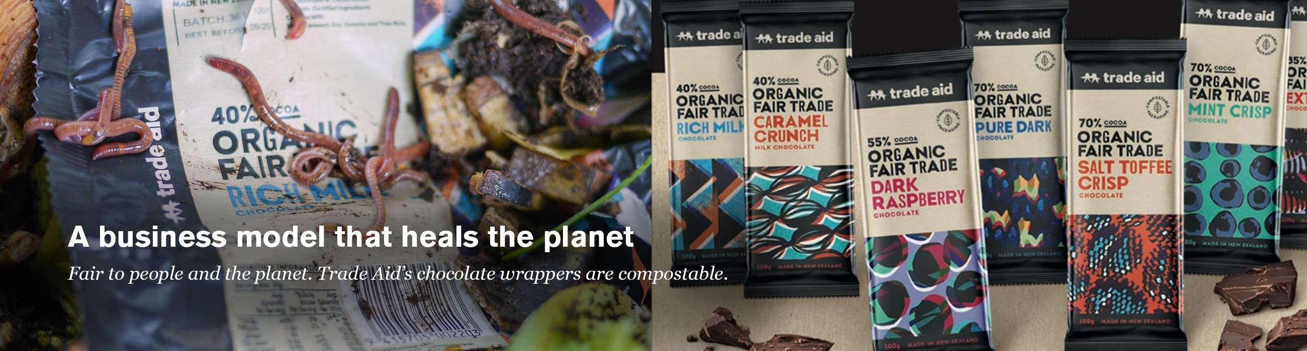 Fair Trade chocolate, organic chocolate, ethical chocolate, people and planet, chocolate of the future