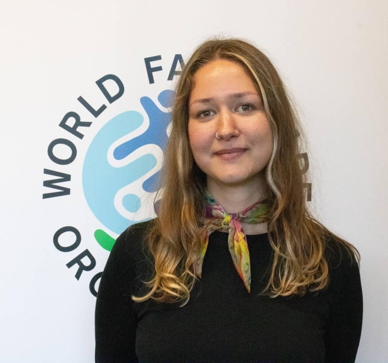 Alisa Smirnova,World FairTrade Organization, WFTO
