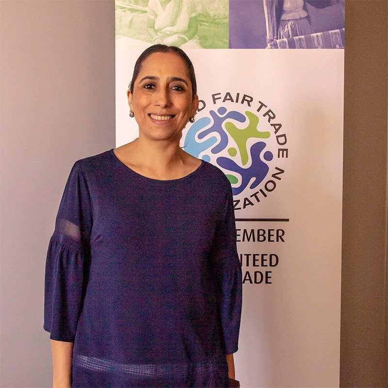 Ileana Cordon - World Fair Trade Organization Board Member
