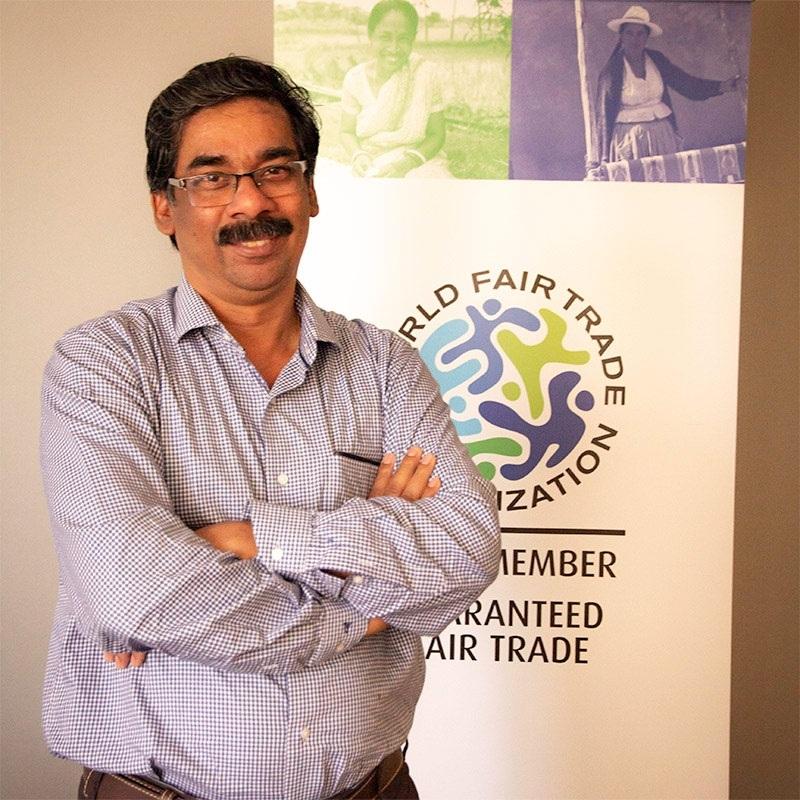 Johny Joseph - World Fair Trade Organization Board Member