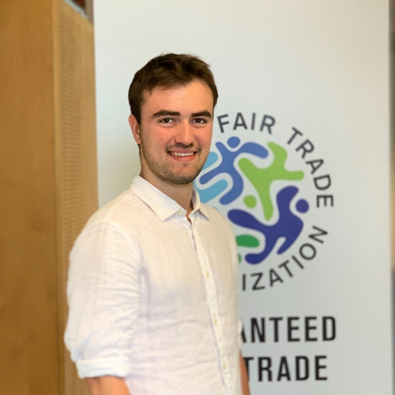 Maxence Prat,World FairTrade Organization, WFTO