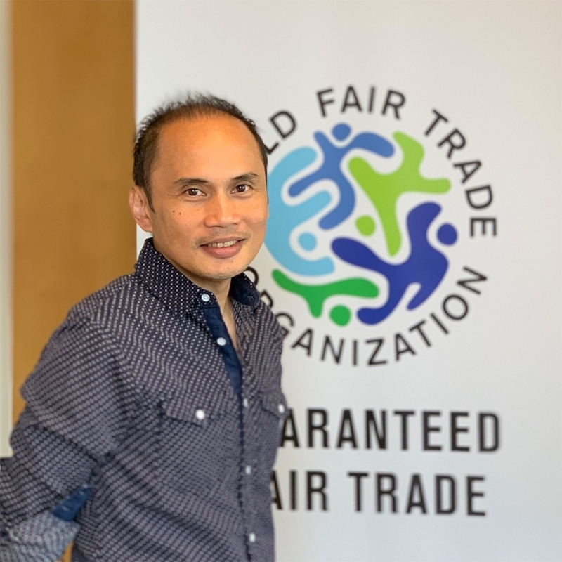 Michael Sarcauga - Fair Trade