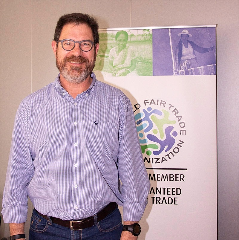 Pieter Swart - World Fair Trade Organization Board Member