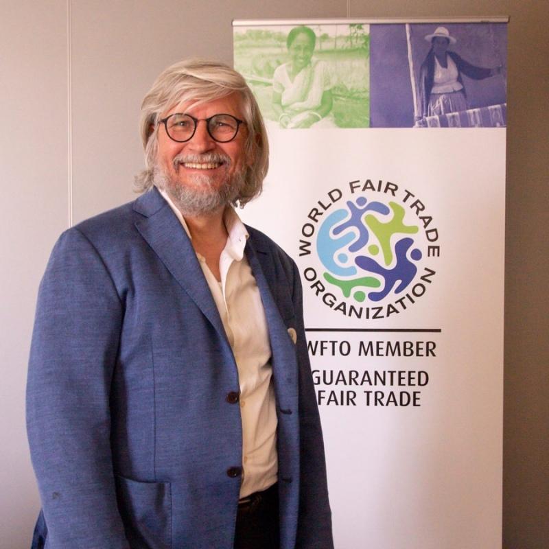 Rudi Dalvai, President
