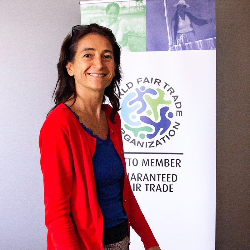 Sophie Tack - World Fair Trade Organization Board Member