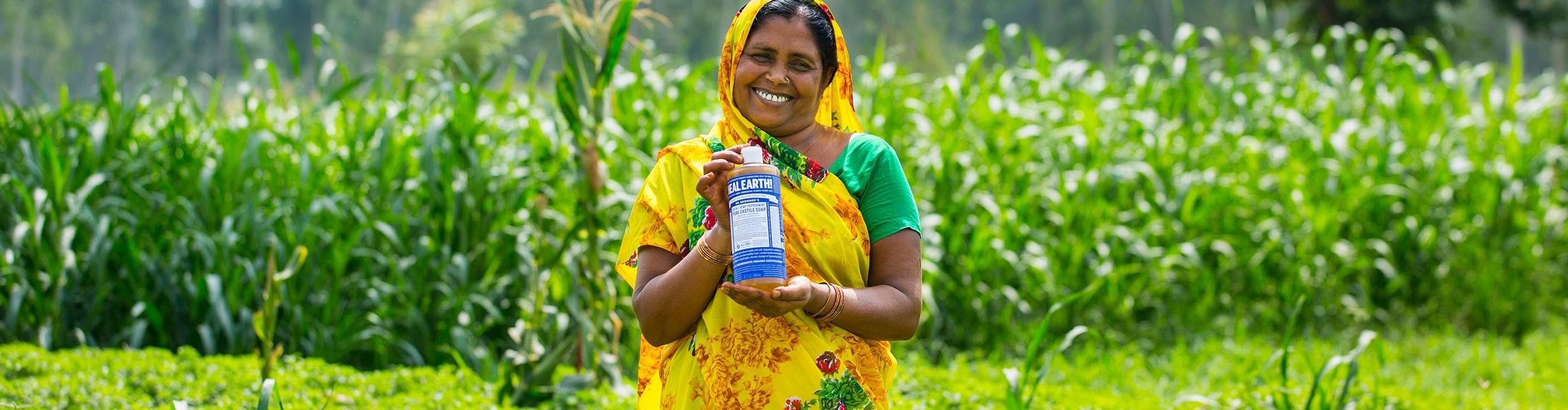 Dr Bronner's Magic Soaps Blog for World Fair Trade Day 2019 - Fair Trade Innovates