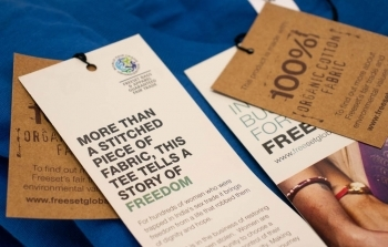 The big idea of Fair Trade is to challenge the purpose of business